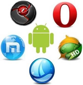 android browsers